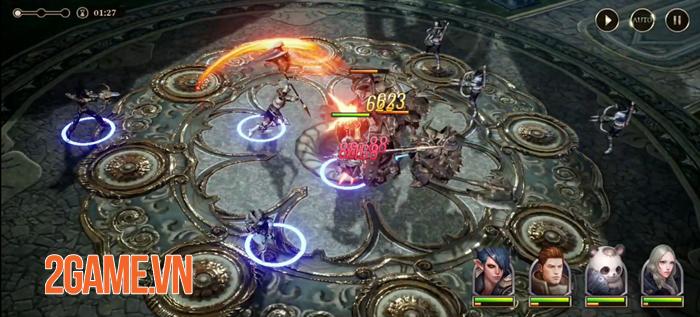 Endless War: The war of Argon - Game chiến thuật đỉnh cao trong những đấu trường khó đoán trước 1
