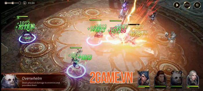 Endless War: The war of Argon - Game chiến thuật đỉnh cao trong những đấu trường khó đoán trước 2