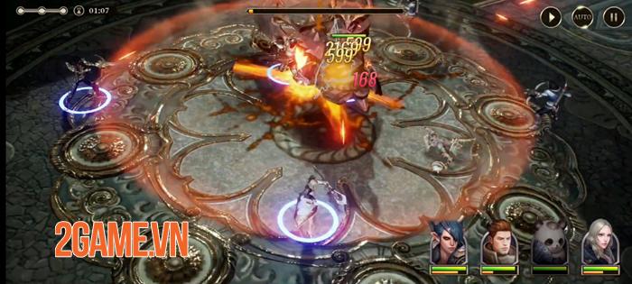 Endless War: The war of Argon - Game chiến thuật đỉnh cao trong những đấu trường khó đoán trước 3