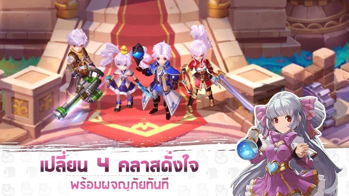 VNG Games ra mắt game mới Sky Era tại Thái Lan 0
