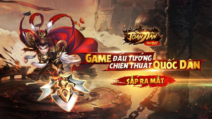 Chơi thử game Toàn Dân Tam Quốc trước thềm ra mắt tại Việt Nam 10