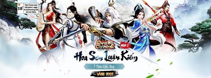 Cao thủ nào của Giang Hồ Chi Mộng sẽ ẳm giải thưởng lớn trong chuỗi sự kiện tháng 4? 1