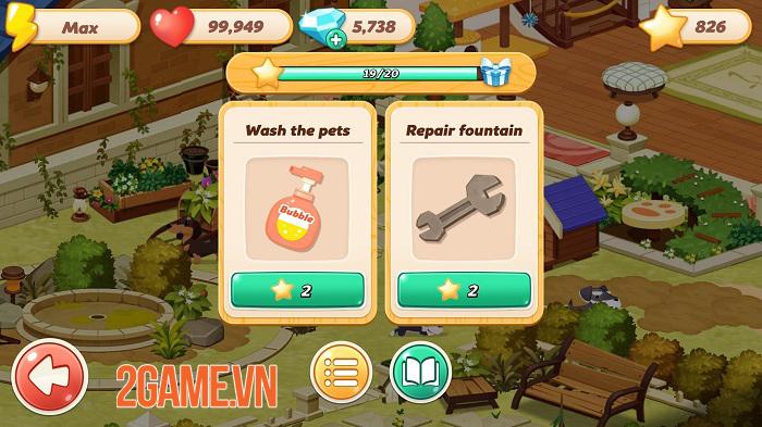 Hellopet House - Game quản lý thú cưng lồng ghép nhiều minigame thú vị 3