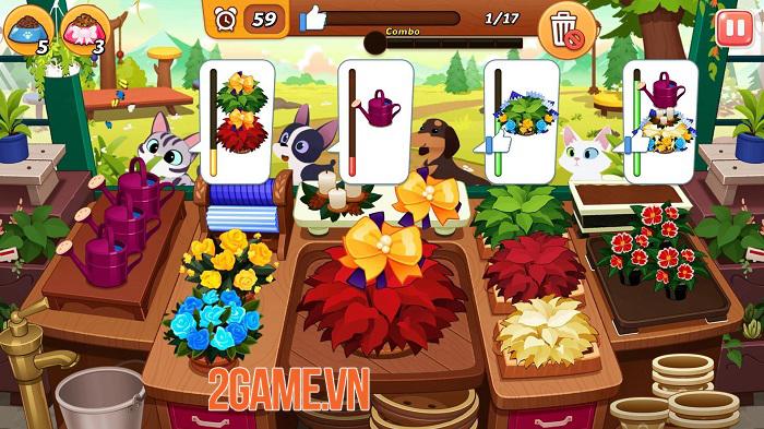 Hellopet House - Game quản lý thú cưng lồng ghép nhiều minigame thú vị 2