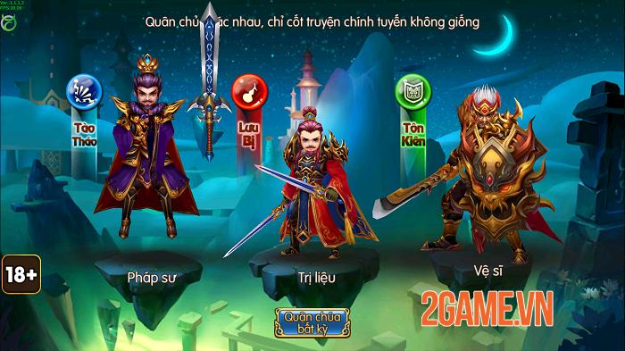 Chơi thử game Toàn Dân Tam Quốc trước thềm ra mắt tại Việt Nam 2