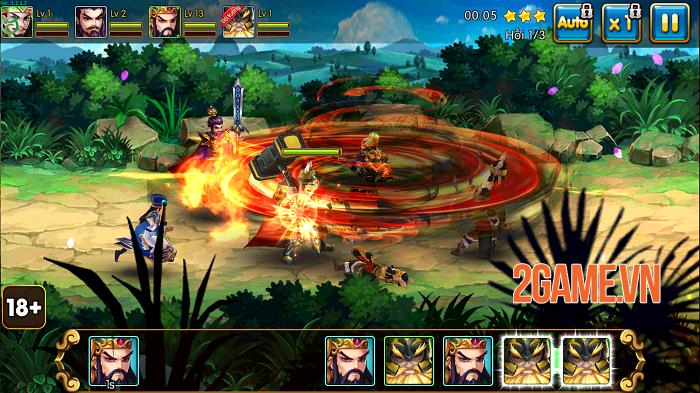 Chơi thử game Toàn Dân Tam Quốc trước thềm ra mắt tại Việt Nam 4