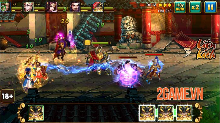 Thêm 14 game mobile mới cập bến làng game Việt dịp tháng 4 8