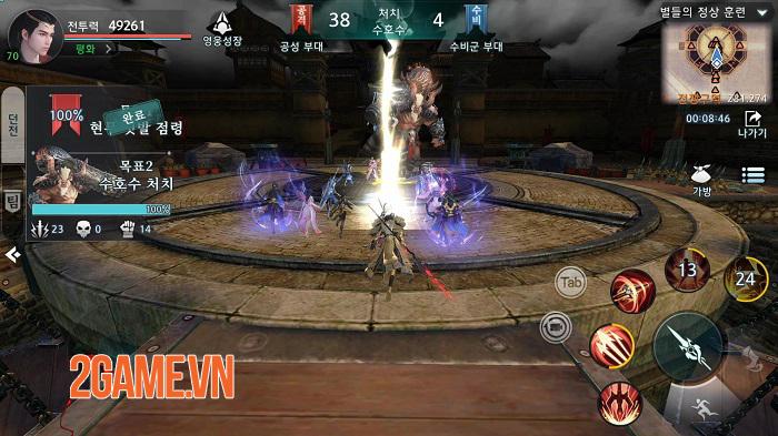 Tuyết Ưng Lĩnh Chủ Mobile - MMORPG 3D rộng lớn như Perfect World VNG ra mắt tại Hàn Quốc 2
