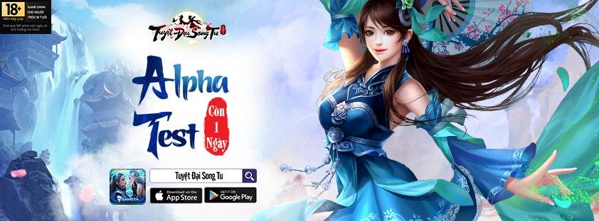 Tuyệt Đại Song Tu Mobile chào đón Alpha Test cùng chuỗi sự kiện và quà tặng siêu chất 0