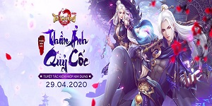 Tân Thiên Long Mobile VNG chốt ngày ra mắt phiên bản mới Thần Ảnh Quỷ Cốc