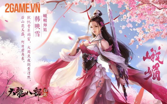 Thiên Long Bát Bộ: Quy Lai - MMORPG kiếm hiệp thế giới mở lộ diện 0