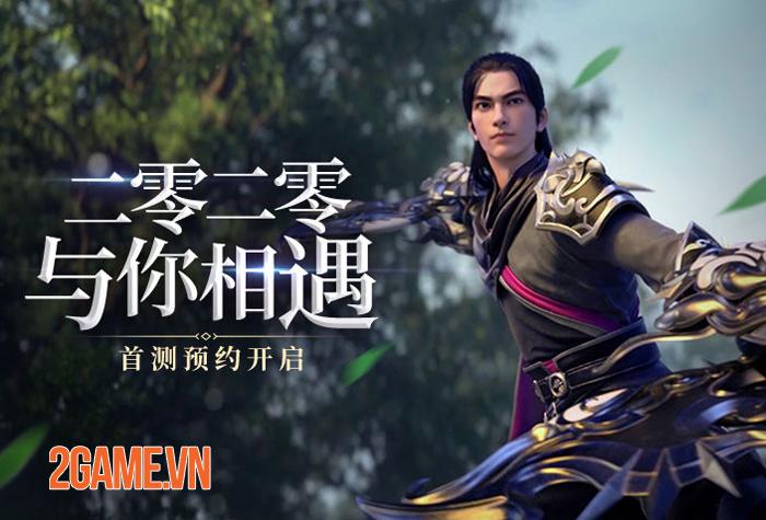 Thiên Long Bát Bộ: Quy Lai - MMORPG kiếm hiệp thế giới mở lộ diện 2