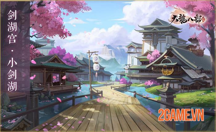 Thiên Long Bát Bộ: Quy Lai - MMORPG kiếm hiệp thế giới mở lộ diện 3