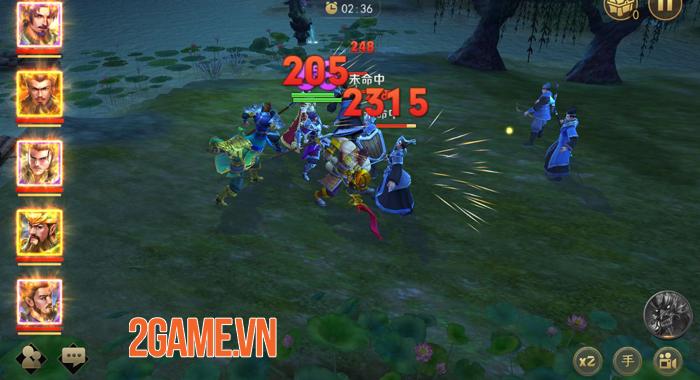 Game Tuyệt Đỉnh Tam Quốc Mobile cập bến Việt Nam 6