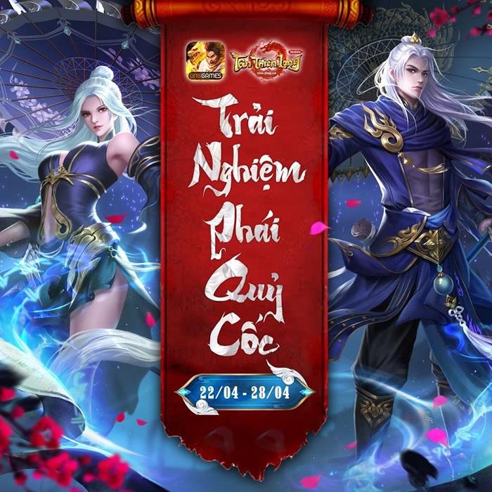 Tân Thiên Long Mobile cho chơi thử môn phái Quỷ Cốc trước thềm Big Update 0