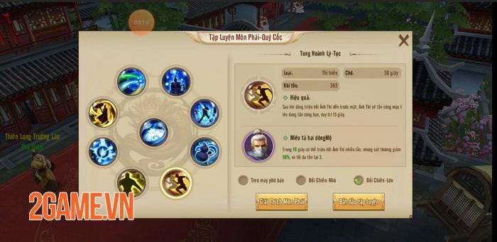 Tân Thiên Long Mobile cho chơi thử môn phái Quỷ Cốc trước thềm Big Update 1