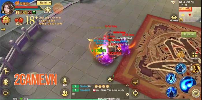 Tân Thiên Long Mobile cho chơi thử môn phái Quỷ Cốc trước thềm Big Update 2