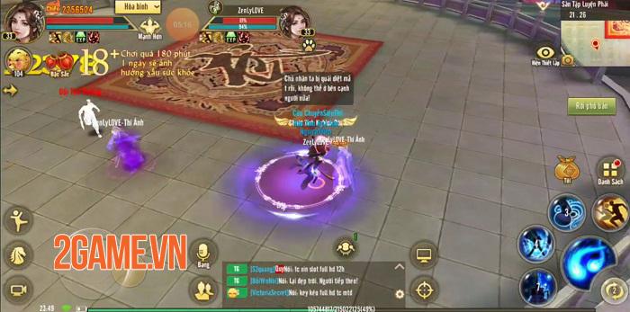 Tân Thiên Long Mobile cho chơi thử môn phái Quỷ Cốc trước thềm Big Update 4