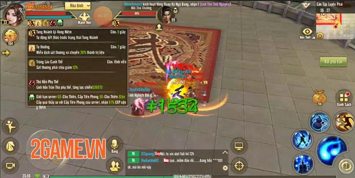 Tân Thiên Long Mobile cho chơi thử môn phái Quỷ Cốc trước thềm Big Update 3