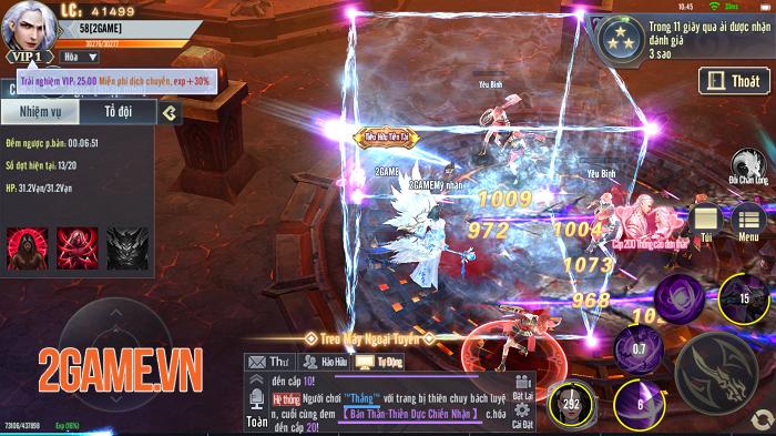 Tặng 555 giftcode game Tuyệt Đại Song Tu Mobile 0