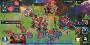 Warbound Storm có cơ chế chiến đấu đơn giản và lối chơi chiến thuật thú vị