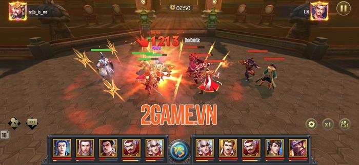 Game Tuyệt Đỉnh Tam Quốc Mobile cập bến Việt Nam 3