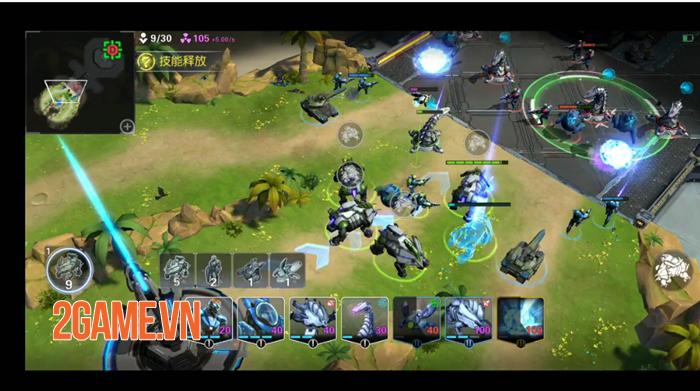 Ever Storm - Game RTS cực kỳ thú vị và đề cao tinh thần đồng đội 1