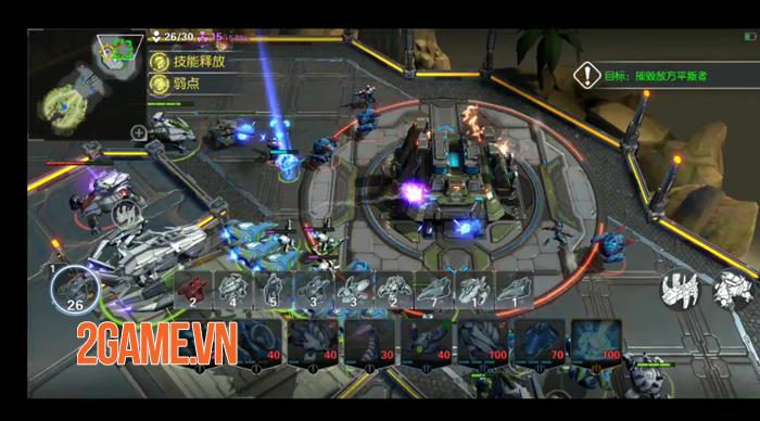 Ever Storm - Game RTS cực kỳ thú vị và đề cao tinh thần đồng đội 2