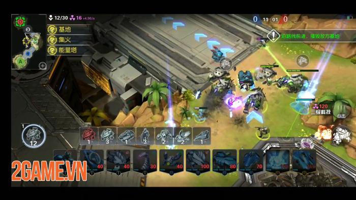 Ever Storm - Game RTS cực kỳ thú vị và đề cao tinh thần đồng đội 3