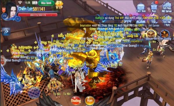 Kiếm Ma 3D đón nghỉ lễ giải phóng Miền Nam với chuỗi sự kiện hấp dẫn 1