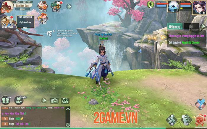 Tân Thần Điêu VNG - Game MMORPG đấu tướng mang màu sắc kiếm hiệp tình duyên độc đáo 0