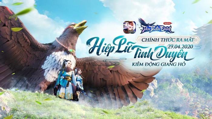 Tân Thần Điêu VNG - Game MMORPG đấu tướng mang màu sắc kiếm hiệp tình duyên độc đáo 6
