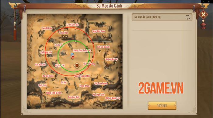 Tân Thiên Long Mobile VNG sắp cho người chơi chạy bo sinh tồn đầy dị biệt 5