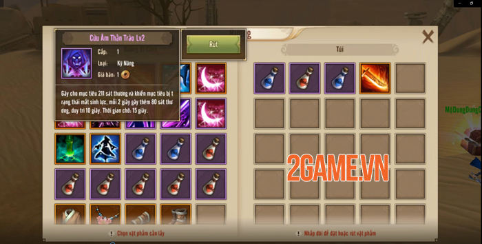 Tân Thiên Long Mobile VNG sắp cho người chơi chạy bo sinh tồn đầy dị biệt 3