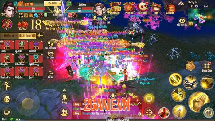 Tân Thiên Long Mobile VNG sắp cho người chơi chạy bo sinh tồn đầy dị biệt 1