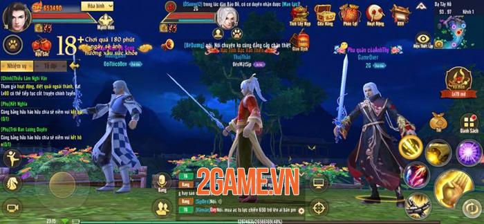 Tân Thiên Long Mobile VNG sắp cho người chơi chạy bo sinh tồn đầy dị biệt 0