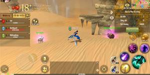 Tân Thiên Long Mobile VNG sắp cho người chơi chạy bo sinh tồn đầy dị biệt