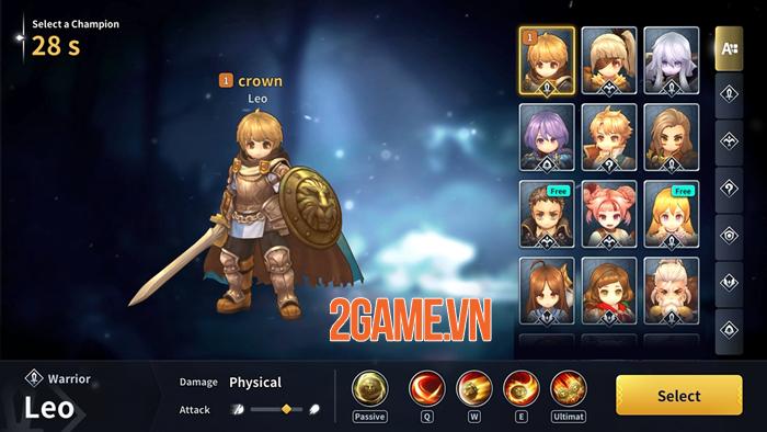 Royal Crown – Game MOBA sinh tồn lấy đồ họa kiểu Ragnarok Online 2