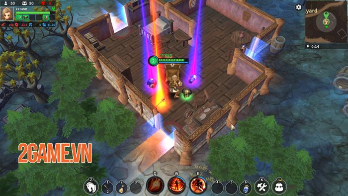 Royal Crown – Game MOBA sinh tồn lấy đồ họa kiểu Ragnarok Online 4