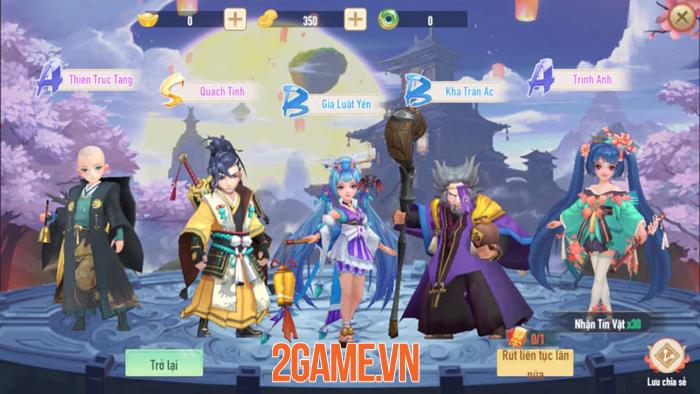 Tân Thần Điêu VNG: Game nhập vai đấu tướng thế hệ mới là đây! 6