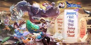 Tân Thần Điêu VNG: Game nhập vai đấu tướng thế hệ mới là đây!