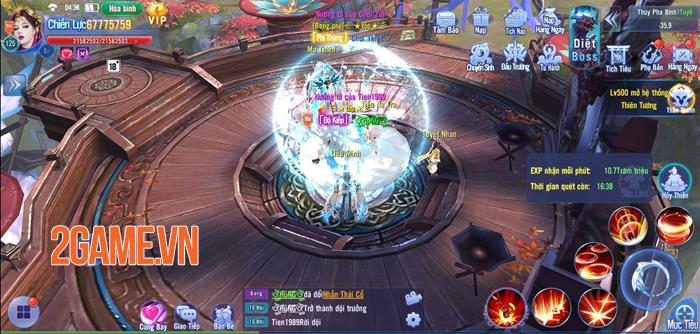 Người chơi vẫn không khỏi ngạc nhiên về những tính năng của Kiếm Ma 3D 1
