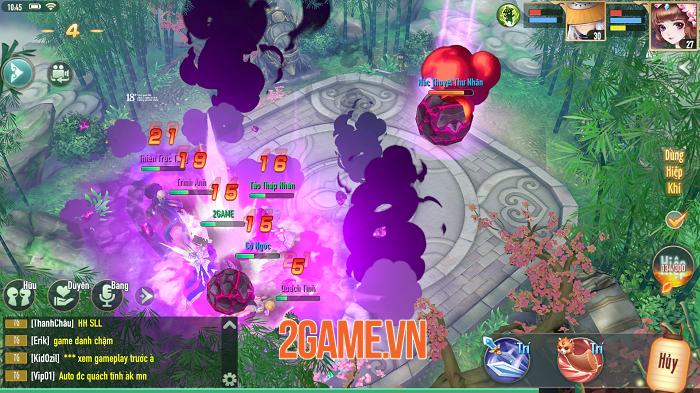 Tân Thần Điêu VNG: Game nhập vai đấu tướng thế hệ mới là đây! 8