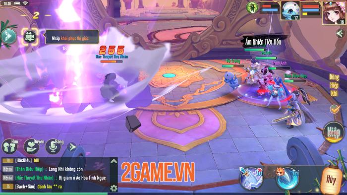 Tân Thần Điêu VNG: Game nhập vai đấu tướng thế hệ mới là đây! 1