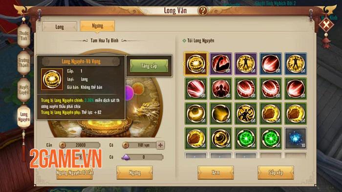 Cộng đồng Tân Thiên Long Mobile VNG phấn khích khám phá phiên bản mới 6