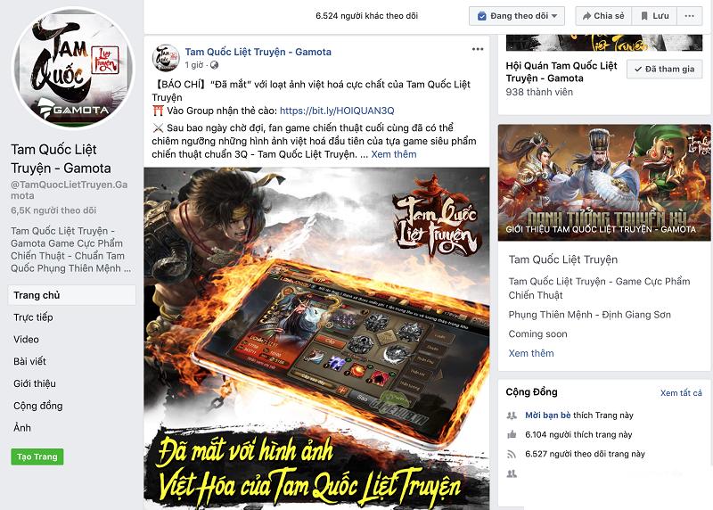 Tam Quốc Liệt Truyện ra mắt  trang chủ đi kèm nhiều quà tặng giá trị cho người chơi 2