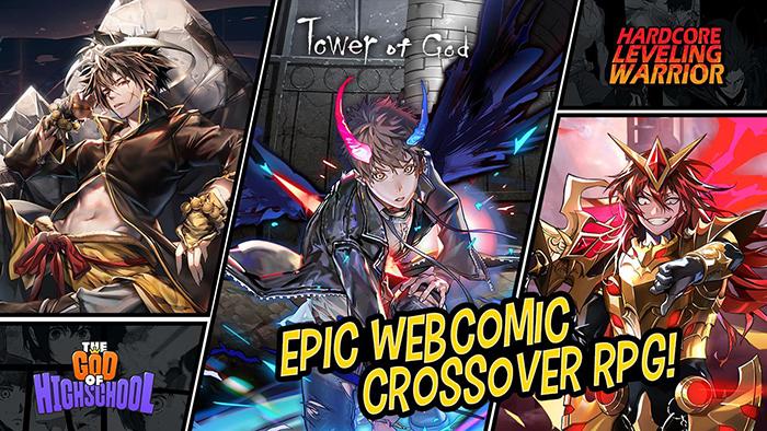 Hero Cantare Mobile: Món quà thú vị dành cho fan Webtoon 0