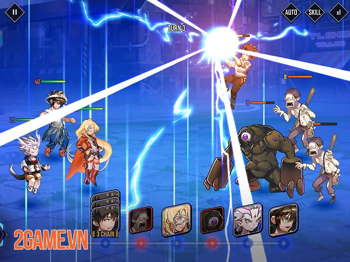 Hero Cantare Mobile: Món quà thú vị dành cho fan Webtoon 3