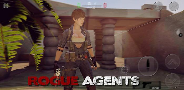 Cảm nhận Rogue Agents: Game bắn súng hành động đã tay trên mobile 4