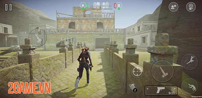 Cảm nhận Rogue Agents: Game bắn súng hành động đã tay trên mobile 3